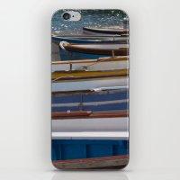 Capri iPhone & iPod Skin