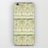 Aztec Eye iPhone & iPod Skin