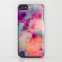 iPhone Cases featuring Untitled 20110625p (Cloudscape) by tchmo