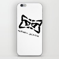 Darnell Jackson Original iPhone & iPod Skin
