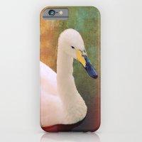 It looks like a swan! iPhone 6 Slim Case