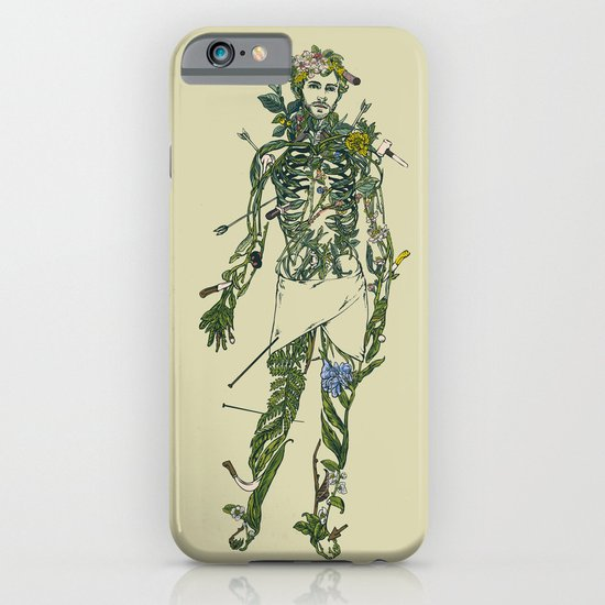 Wound Man iPhone & iPod Case