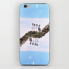 Landscapes c2 (35mm Double Exposure) iPhone & iPod Skin