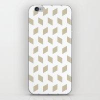 Rhombus Bomb In Tidal Fo… iPhone & iPod Skin