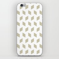 Rhombus Bomb In Tidal Fo… iPhone & iPod Skin