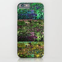 In My Garden iPhone 6 Slim Case