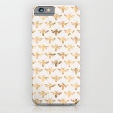Honey Bees (Sand) Slim Case iPhone 6s