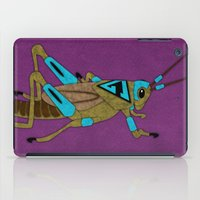 Grasshopper iPad Case