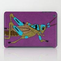 Grasshopper iPad Case