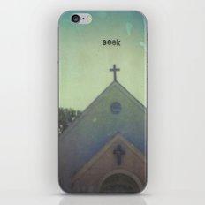 Seek iPhone & iPod Skin