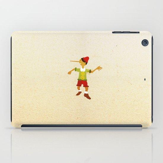 Pinocchio iPad Case