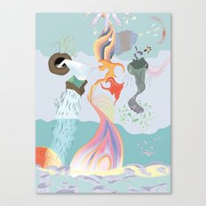 A Final Fantasy Canvas Print