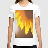 Sunflower Womens Fitted Tee White SMALL