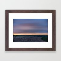 Teen Daze Framed Art Print