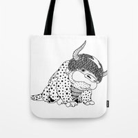 Avatar / Appa By Luna Po… Tote Bag