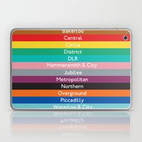 London Underground Laptop & iPad Skin