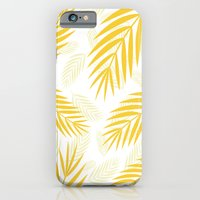 gold paradise iPhone 6 Slim Case