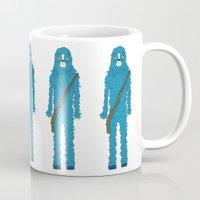 Bluebacca  Mug
