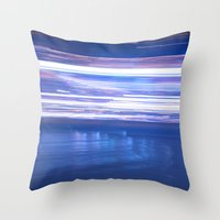 Night Light 121 Throw Pillow