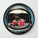 Spring Crop at the Rosseland Crater Wall Clock