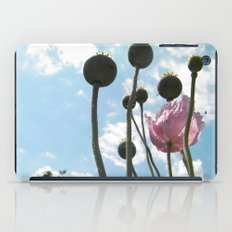 Poppies in the Sky iPad Case