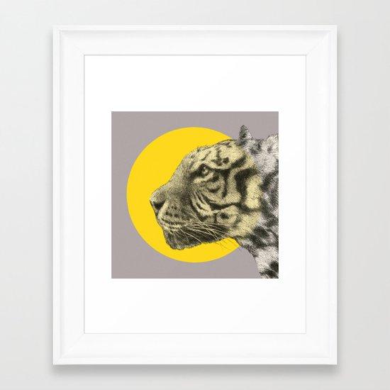 Wild 4 - by Eric Fan and Garima Dhawan Framed Art Print