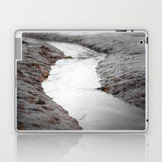 silt curve Laptop & iPad Skin