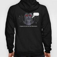 Space Scream Hoody