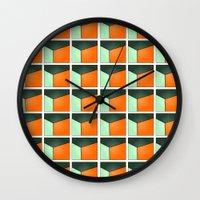Pattern Series 201 Wall Clock