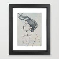 235 Framed Art Print