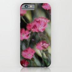 Sweet William Mosaic iPhone 6 Slim Case