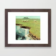 2114 Framed Art Print