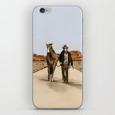 Death Americana iPhone & iPod Skin