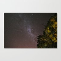 One night Canvas Print