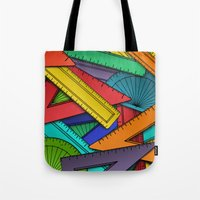 Stationary Tote Bag
