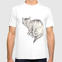 Arthur Mens Fitted Tee White SMALL