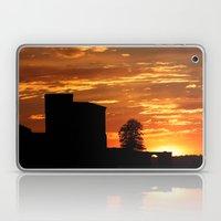 Castle Sunset  - JUSTART © Laptop & iPad Skin