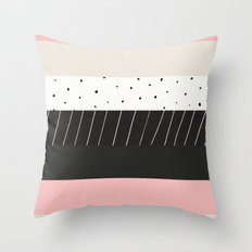 D14 Throw Pillow