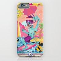 surfeur iPhone 6 Slim Case
