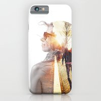 iPhone Cases featuring When you are gone by Ale Ibanez