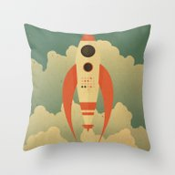 The Destination Throw Pillow
