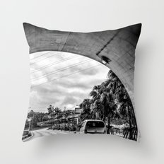 Light at the End Throw Pillow