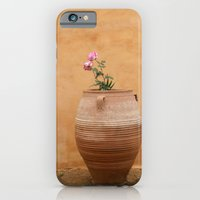 iPhone & iPod Case featuring Mediterranean Urn by Emele Photography