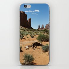 Monument Valley Horse Carcass iPhone & iPod Skin