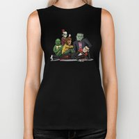 The Universal Monster Club Biker Tank
