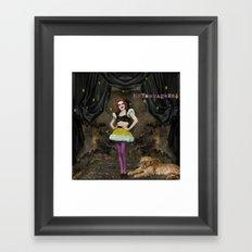 Extravaganza Framed Art Print