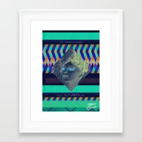 My Favorite Dream Framed Art Print