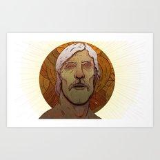 Rust Art Print