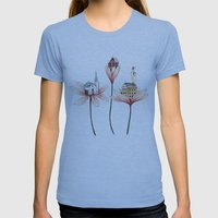 Pretty Little Things Womens Fitted Tee Athletic Blue SMALL