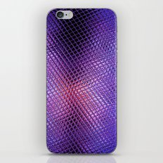 Crystals Reflection iPhone & iPod Skin